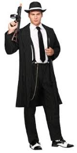plus size costumes buy a plus size gangster costume
