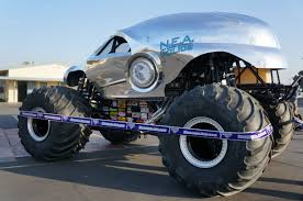 truck monster jam monster jam all new earth authority police truck nea oc mom blog