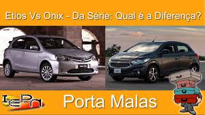 Top Porta Mala Etios Vs Onix - Da Série: Qual é a Diferença - YouTube #PB65
