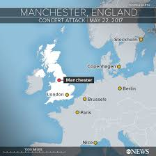 Map Of Manchester England by Brother Of Manchester Bombing Suspect Knew An Attack Was Coming