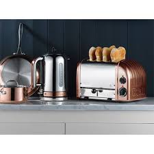 Delonghi Kettle And Toaster Sets Dualit Classic Kettle Copper Leekes