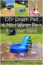 best 25 backyard water parks ideas on pinterest backyard water