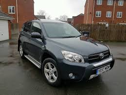 2007 57 toyota rav4 2 2 d4d xtr 5 door manual 4x4 grey diesel 1