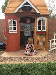 costco play house for the kids