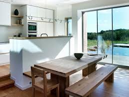 cuisine americaine design cuisine américaine un espace adapté au mode de vie moderne