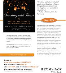 teaching with heart poetry that speaks to the courage to teach