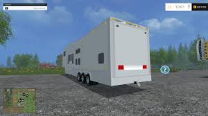 5th wheel toyhauler mod farming simulator 2017 2015 15 17