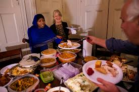 we feel like we are all family somali refugees their