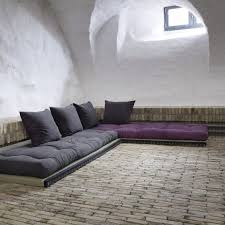 canapé bas ras du sol canap ras du sol bas votre inspiration la maison 13 composer