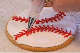martini shaped cake 100 baseball party ideas u2014by a professional party planner