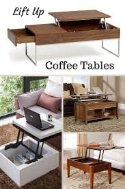 29 best lift up coffee table images on pinterest lift top coffee