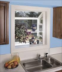 Kitchen Bay Window Ideas Kitchen Kitchen Sink Window Treatment Ideas Garden Greenhouse