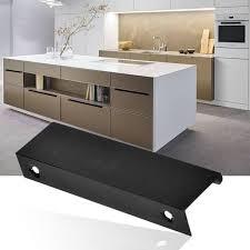 modern kitchen handles for cabinets tebru door handle modern kitchen cabinet furniture handles finger pull contemporary metal edge pull closet handle