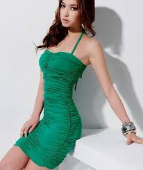 green dresses naf dresses