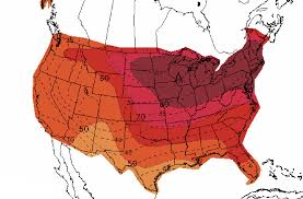 Us Dewpoint Map What Winter U0027historic Warmth U0027 Possible In Northeast Midwest In