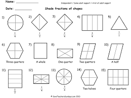 fractions math year 2 maths worksheets from save teachers sundays by