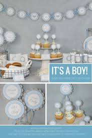 Baby Shower Centerpieces Boy by 50 Best Boy Baby Shower Blue And Gray Images On Pinterest Boy