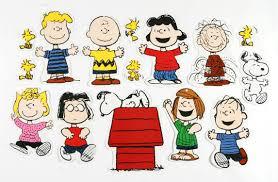 snoopy peanuts characters peanuts classic characters 2 sided classroom decor eureka school