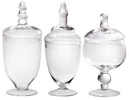 Fleur De Lis Canisters For The Kitchen Crystal U0026 Glass Kitchen Canisters U0026 Jars You U0027ll Love Wayfair