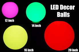 led light up decor furniture different sizes your source