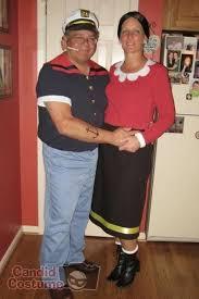 Popeye Olive Oyl Halloween Costumes 91 Halloween Costumes Images