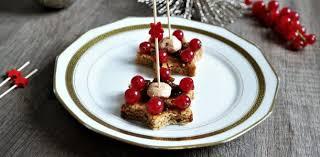 recette cuisine noel canapés de foie gras recette apéritive pour noël aux fourneaux