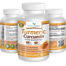 best joint supplement best extra strength turmeric curcumin with bioperine black