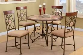 Oak Furniture Dining Tables Dinning Hardwood Dining Table Set Oak Table With Black Chairs