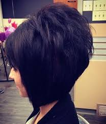 one side stack sassy bob bllack hair the full stack 30 hottest stacked haircuts black layers bobs