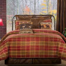 Cabin Bed Sets Shop Victor Mill Montana Morning Comforter Collection The Home