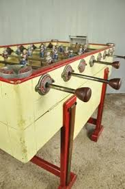 vintage foosball table for sale the history of table football aka foosball french table tables