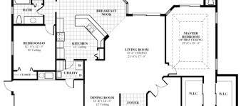 home design floor plan home design