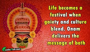 becomes a festival when quote by unknown quotespick