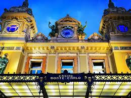 Monte Carle Monte Carlo Casino Monaco