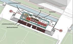 Afc Floor Plan by Afc Presentatie Ontwerp Nieuw Clubhuis