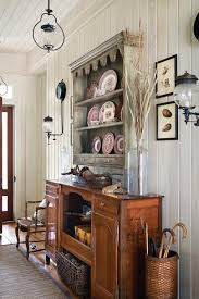 old home interiors pictures creating a vintage look in a new home southern living
