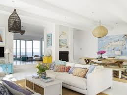 white canvas with splashes of vibrant hues beach palm beach and