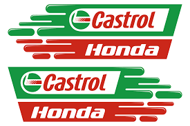 honda logo transparent background castrol logo stickerschoose the color yourselfand select the size