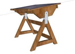 Drafting Table Plans 25 Fantastic Drafting Table Woodworking Plans Egorlin