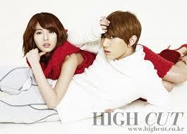 k pop js hyuna trouble maker photoshoot video trouble maker bts for high cut photoshoot daily k pop news