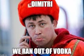 Dimitri Meme - sad russian imgflip