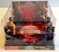 pro wrestling ring ebay