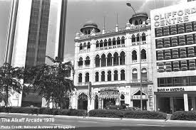 Arcade Apartments Make The Most by Raffles Place 50 Years Of Transformation Remember Singapore
