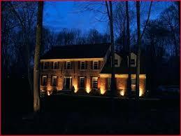Low Voltage Led Landscape Lighting Sets Electric Landscape Lighting Sets Low Voltage Landscape Lighting