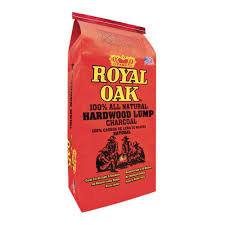 home depot hotte de cuisine royal oak 15 44 lb 100 all hardwood lump charcoal
