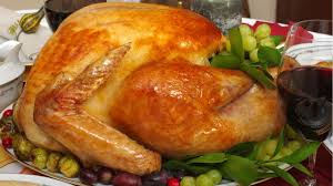 preparing a small thanksgiving dinner