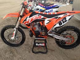 ktm 250 sx tuck812 u0027s bike check vital mx