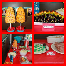 dr seuss party food and mister logan s dr seuss birthday party