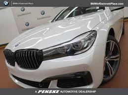 2017 new bmw 7 series 740i at united bmw serving atlanta