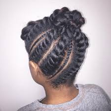 How To Do Flat Twist Hairstyles by 4 Flat Twist Hairstyles From Instagram That You Have To Try